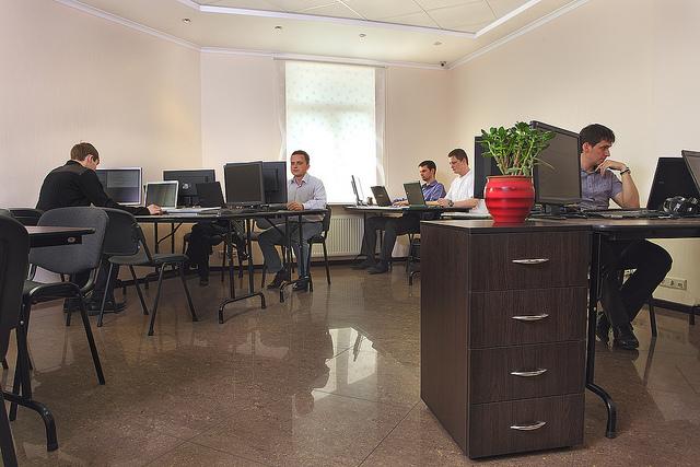 Рабочий кабинет разработчиков