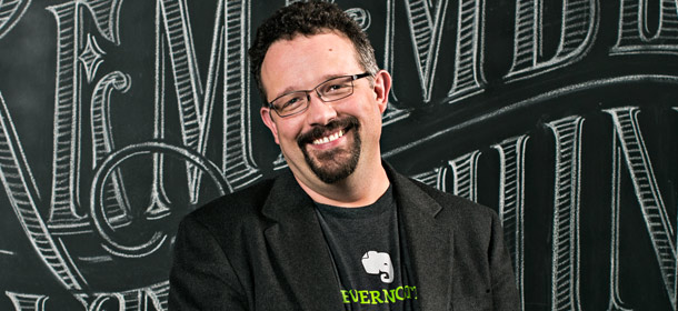 Phil Libin, CEO Evernote