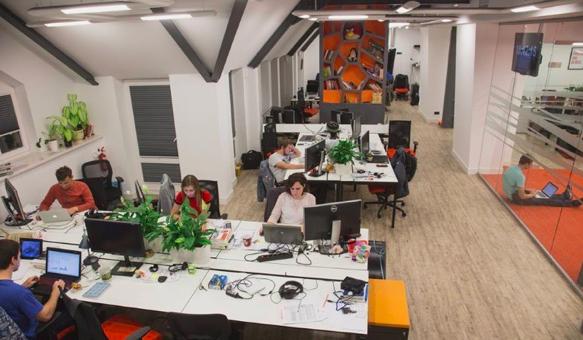 Grammarly office in Kyev