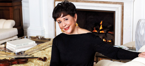 Sheila Johnson, co-founder BET cable network